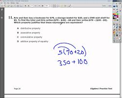 algebra 1 practice test pictures to pin on pinterest pinsdaddy