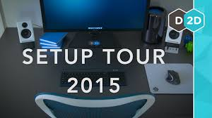 dave2d ultimate setup tour 2015 youtube
