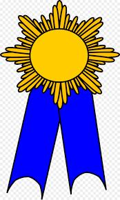 blue and yellow ribbon blue ribbon yellow ribbon awareness ribbon clip gold owl