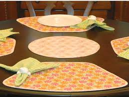 Placemats For Round Table Stylish Placemats For Round Table Making Placemats For Round