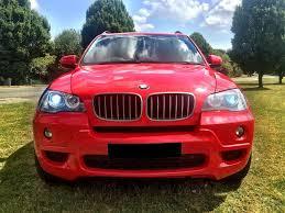 Bmw X5 Red - 2008 bmw x5 se auto sport kit red with black leather interior