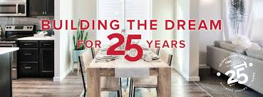 celebrating building the dream for 25 years cbh homes cbh
