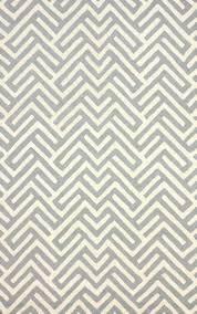 Modern Pattern Rugs Geometric Pattern Flokati Rug Decor For Your Family Room Decor
