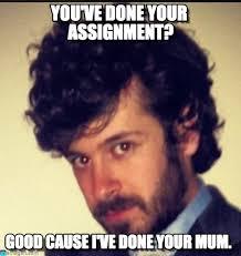 Maths Memes - you ve done your assignment i do maths meme on memegen