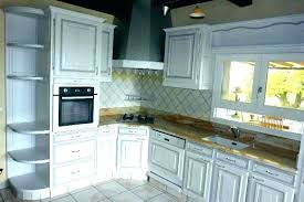 repeindre cuisine rustique relooker cuisine rustique avant apres plus cuisine cuisine cuisine d