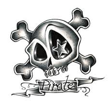 cartoon skull tattoo designs skull tattoo stock images royalty