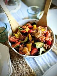 recipe panzanella salad hopes and dreams
