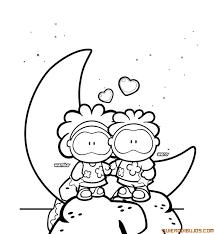 imagenes de amor con muñecos animados flores de amor corazones y dibujos animados imagenes az dibujos