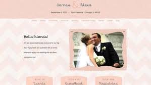 wedding websites best best wedding idea websites