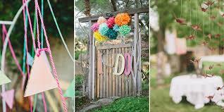 wedding backdrop tree hello 10 outdoor wedding decor ideas onefabday