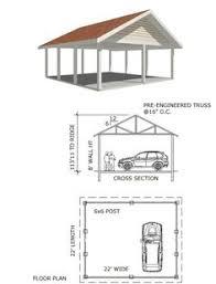 carport design plans download free carport plans building carport plans pinterest