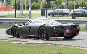 ferrari coupe rear ferrari f70 front and rear fascia teased