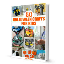 30 halloween crafts for kids book review clare u0027s little tots