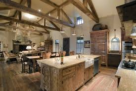 Rustic Cabin Kitchen Ideas by Cabin Kitchen Design Of Exemplary Warm Cozy Rustic Kitchen Designs