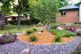 Boulder Landscaping Ideas Triyae Com U003d Xeriscaping Backyard Landscaping Ideas Various