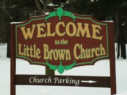 welcome 2011 wallpapers file little brown church in nashua iowa welcome sign pic1 jpg