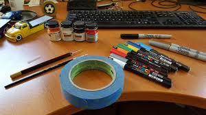 how to paint u0026 detail wheels my custom hotwheels