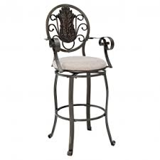 Patio Furniture For Big And Tall by Bar Stools With Backs And Arms Foter
