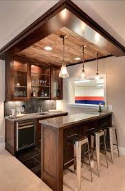 Basement Bar Ideas For Small Spaces Small Basement Bar Superfoodbox Me