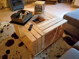 Wooden Pallet Coffee Table Inexpensive And Awesome Wood Pallet Achievements Recycled Things