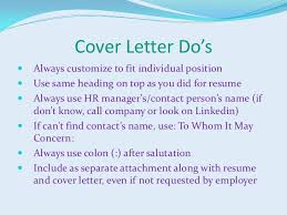 Resumes And Cover Letter Exles Cover Letter Heading Heading Resume And Cover Letter Workshop