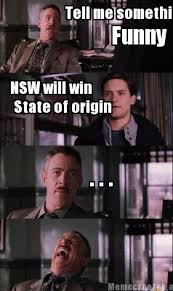 Nsw Blues Memes - state of origin outside the ufc ufc fight club forum