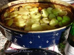 recettes cuisine alsacienne traditionnelle baeckeoffe potée boulangère cuisines d alsace