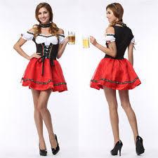 Beer Maid Wench Costume Oktoberfest Couple Gretchen German Fancy by Women U0027s Oktoberfest Complete Ebay