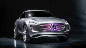 mercedes hybrid car mercedes hydrogen electric hybrid harvests solar and wind energy