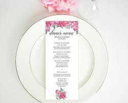 best 25 wedding menu template ideas on pinterest wedding dinner