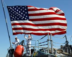 Hatis Flag A Nod To The American Flag U0027s Naval Dna Navy Live