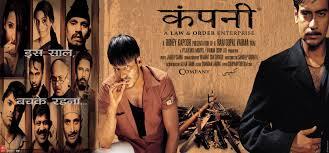 Company (2002) Hindi Movie *DVD*