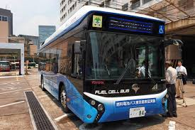 tokyo hopes to make hydrogen power the star of the 2020 olympics wsj
