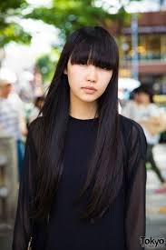 japanese hair japanese fashion model s all black minimalist fashion hair