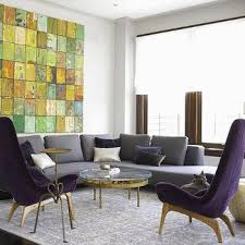 Grey And Black Chair Design Ideas Gray And Purple Living Room Design Ideas