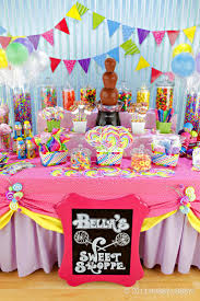 Table Decoration Ideas For Birthday Party by Best 25 Candy Buffet Ideas On Pinterest Candy Table Wedding