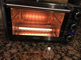 Burning Toaster Ultimate Elite Collection 4 Slice Toaster Oven Bella Housewares