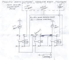 100 toyota hilux glow plug wiring diagram hilux wiring