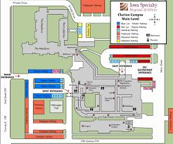 clarion iowa campus iowa specialty hospital