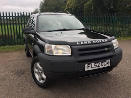 2002 land rover freelander interior land rover freelander 2 0 td4 es 5dr automatic 2002 52 reg suv