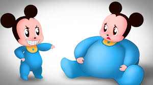 ᴴᴰ mickey mouse u0026 minnie mouse babies cries obese