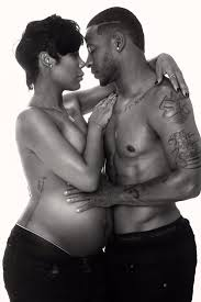 Best Pregnancy Photographer Los Angeles Baby On Board La U0027myia Good And Eric Bellinger On Tying The Knot