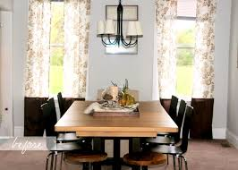 furniture astonishing dining room curtain ideas curtains for