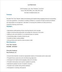 part time job resume template lukex co