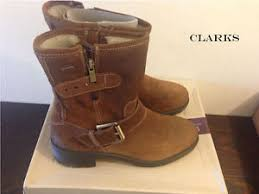 s waterproof boots uk clarks reunite go gtx mid brown suede s waterproof boots