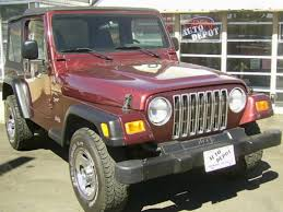 used jeep wrangler for sale 5000 2001 jeep wrangler for sale at carlotlauncher in any town ia