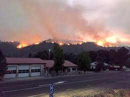 Wildfire Map Mariposa by See Full List Of Mariposa County Fire Evacuation Orders