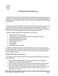 executive summary 3 executive summary executive summary sample