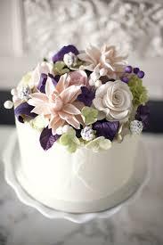 z cake toppers sugar flower cake topper from liz z kuehl s wedding cool