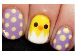 Easter Nail Designs 12 Lovely Baby Nail Designs Pretty Designs